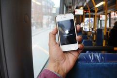 Apple Iphone 4s Fotografía de archivo libre de regalías