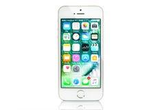 Apple iPhone SE Royalty Free Stock Photos