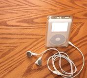 Apple IPod Foto de Stock Royalty Free