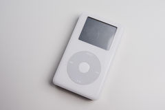 Apple iPod klassiker (den 4th utvecklingen) Royaltyfri Bild