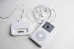 Apple iPod klassiker (den 4th utvecklingen) Arkivfoto
