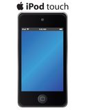 Apple iPod Touch 4th Generation Royalty Free Stock Photography