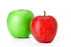 Apple isolated Stock Photo