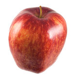 Apple isolated. On a white background Stock Photos