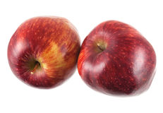 Apple isolated Royalty Free Stock Photography
