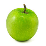 Apple. Isolated on white background with shadow Stock Photos