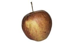 Apple isolato Fotografie Stock Libere da Diritti