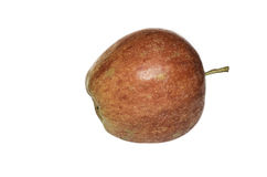 Apple isolato Fotografie Stock