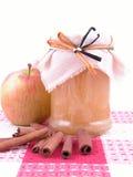 Apple jam Royalty Free Stock Image