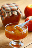 Apple jam. royalty free stock images