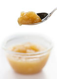 Apple jam Royalty Free Stock Images