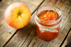 Apple jam Stock Photo