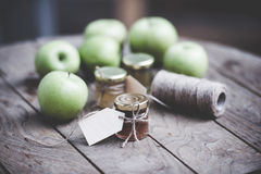 Apple jam Stock Photos