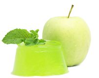 Apple jelly Royalty Free Stock Photos