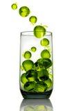 Apple juice. Stock Photography