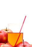 Apple juice Stock Photos