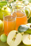 Apple juice Royalty Free Stock Image