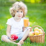 Apple juice Royalty Free Stock Photos