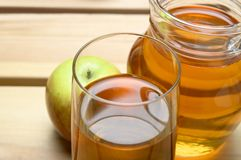 Apple Juice Drink Royalty Free Stock Image