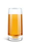 Apple juice illustration Royalty Free Stock Photos