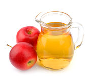 Apple juice Stock Images