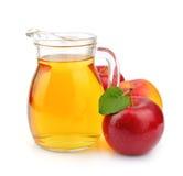 Apple juice Royalty Free Stock Photo