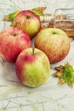 Apple juicy Στοκ Φωτογραφία