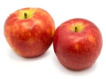 Apple Kanzi που απομονώνεται Στοκ φωτογραφία με δικαίωμα ελεύθερης χρήσης