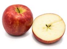 Apple Kanzi που απομονώνεται Στοκ εικόνα με δικαίωμα ελεύθερης χρήσης