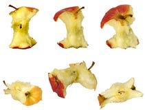 Apple-Kerne Stockfotografie