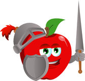 Apple knight Stock Photos