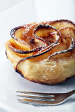 Apple-koekje Stock Foto's