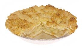 Apple-Krume-Torte lizenzfreie stockfotos