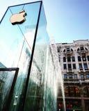 Apple lager royaltyfria foton
