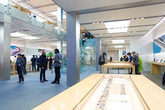 Apple lager Royaltyfri Bild