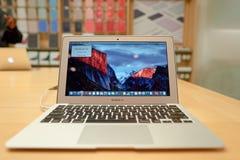 Apple lager Arkivfoton