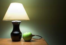 apple lamp powered Στοκ Εικόνες