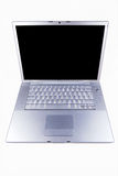 Apple laptop Stock Images