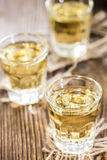 Apple Liqueur Royalty Free Stock Images