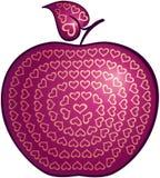 Apple of love Stock Photo