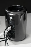 Apple-MAC pro Royalty-vrije Stock Foto