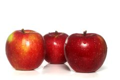 Apple macintosh isolated Royalty Free Stock Photos