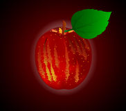 Apple maduro Fotografía de archivo