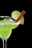 Apple Margarita  - Most popular cocktails series Stock Photos