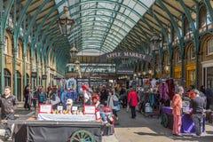 Apple Market Covent Garden London Stock Photo