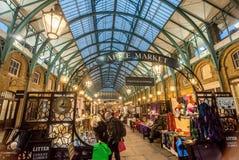 Apple Market at Covent Garden, London. London, UK- January 12, 2018:Apple Market at Covent Garden, London Stock Photos