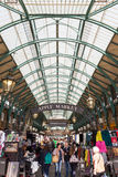 Apple Market in Covent Garden. Stock Photography