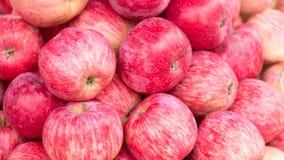 Apple marknad, sunt åkerbrukt begrepp royaltyfria bilder
