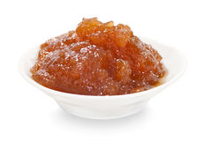Apple marmalade Stock Photo