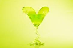 Apple Martini Fotos de Stock